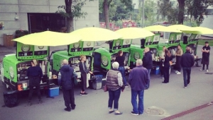 Mobile coffee bars - Kalles Kaffe