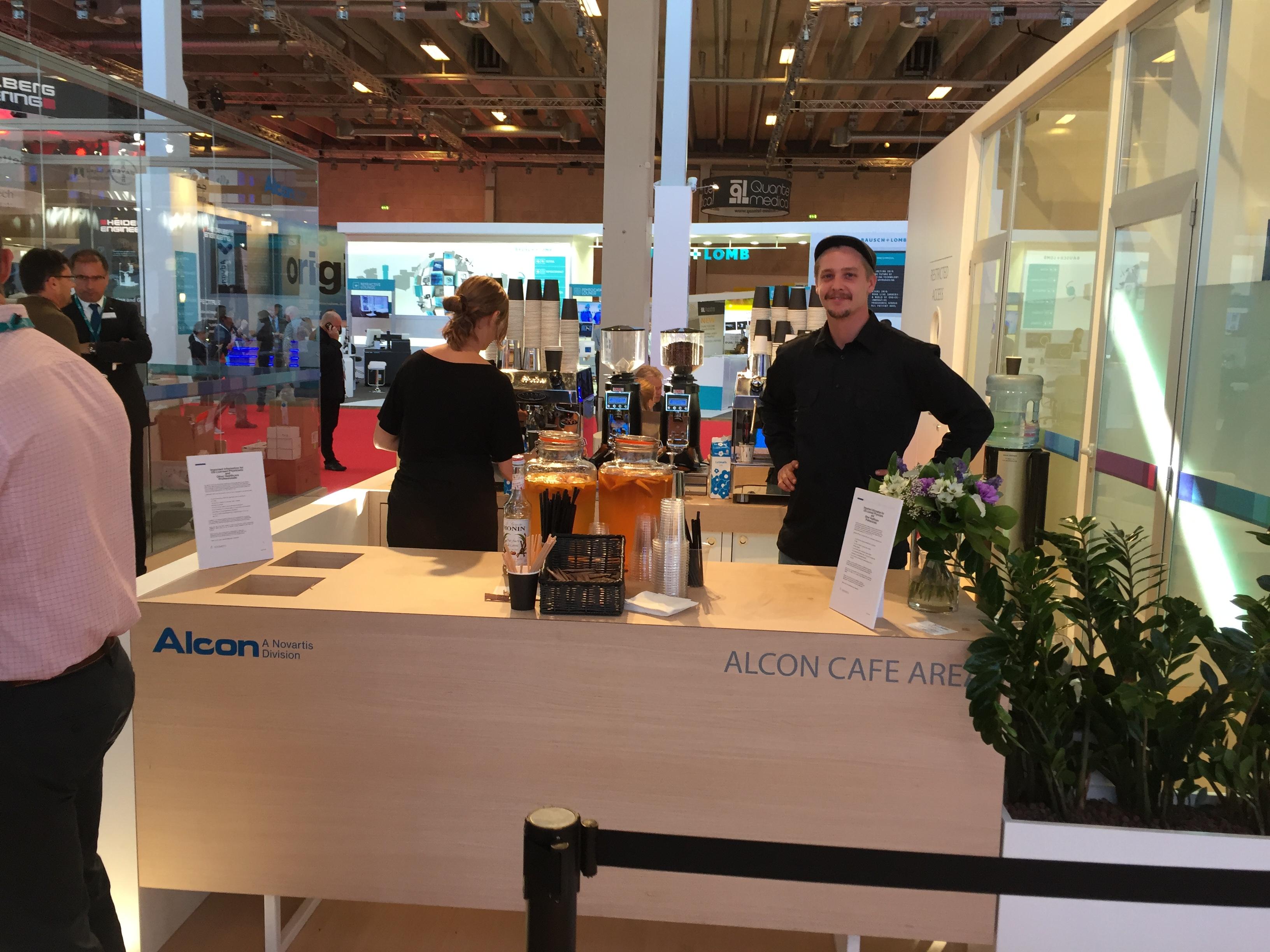 Alcon-kaffebar